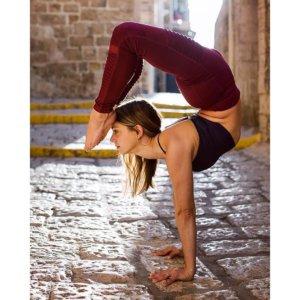 woman flexibility