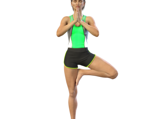 Tree Pose – Complete Tutorial